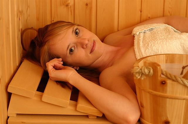Saunieren für die Gesundheit wie die Finnen