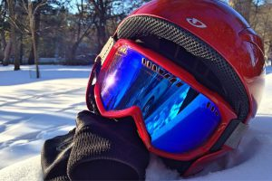 skibrille für den winter