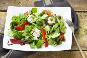 leckerer salat zum abnehmen