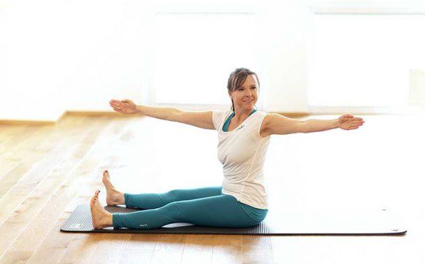 Pilates jetzt einfach und effektiv von zu Hause aus